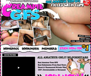 Creampied GFS