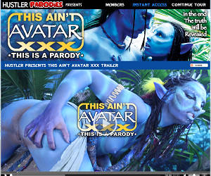 Larry Flynt and Hustler are excited to bring you, This Aint Avatar XXX - sci-fi porn parody. Watch DVD in 2D or now 3D!