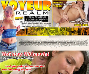 VOYEUR REALM - REAL VOYEUR VIDEOS, women masturbating, female masturbation videos