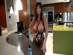 Wifey world- milf with huge tits