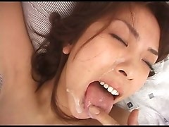 japanese pretty cum